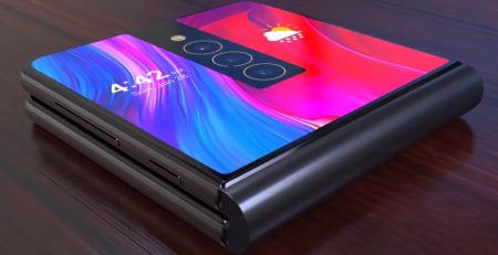 Xiaomi'nin Katlanabilir Akıllı Cep Telefon Modeli Yolda