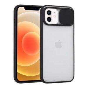 iPhone 11 Arka Kamera Korumalı Silikon Kılıf