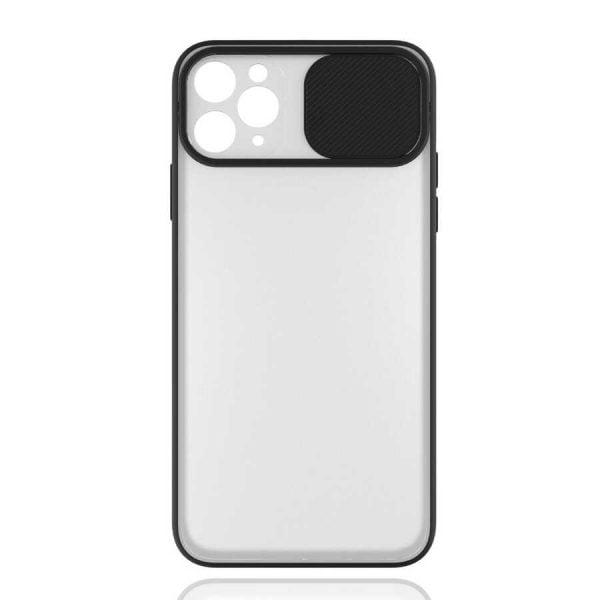 iPhone 12 Pro Max Kamera Korumalı Slikon Kılıf