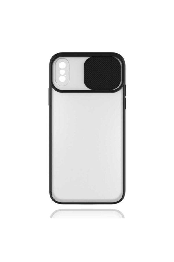 iPhone XR Kamera Korumalı Slikon Kılıf