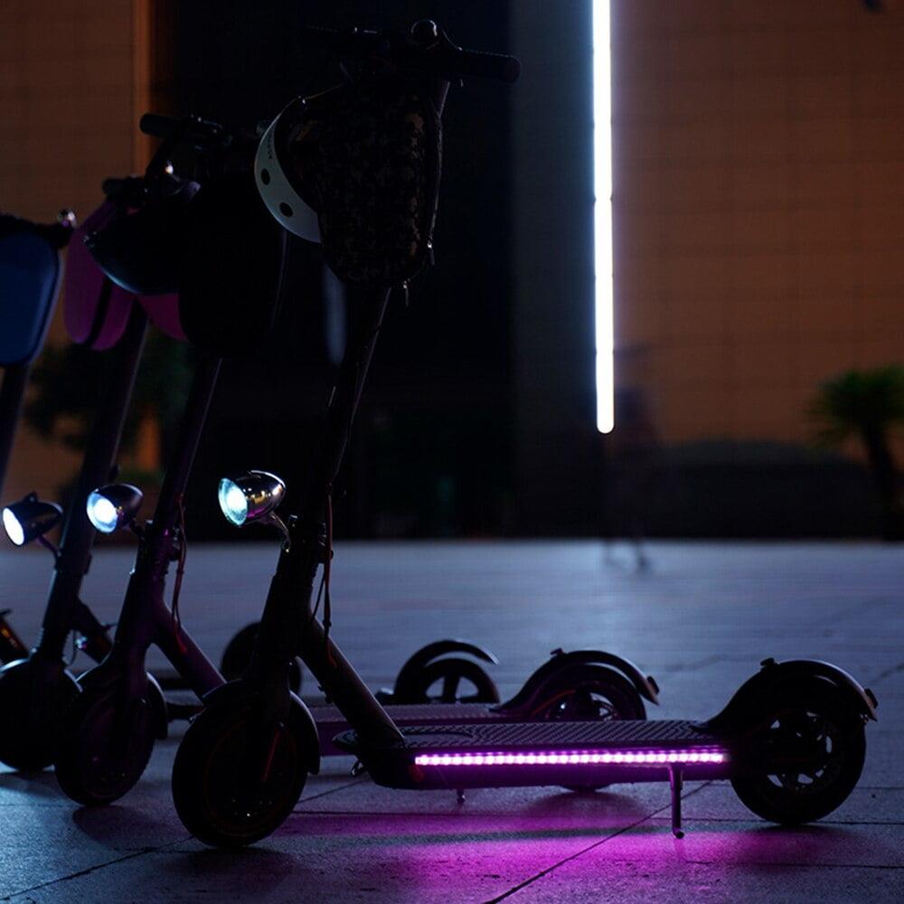 Scooter Altı Modifiye Işık