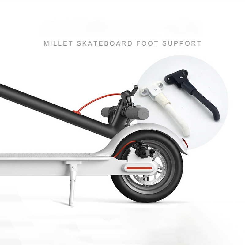 Scooter Park Ayağı Değişimi