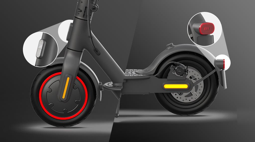 Scooter Pro Reflektör Değişimi