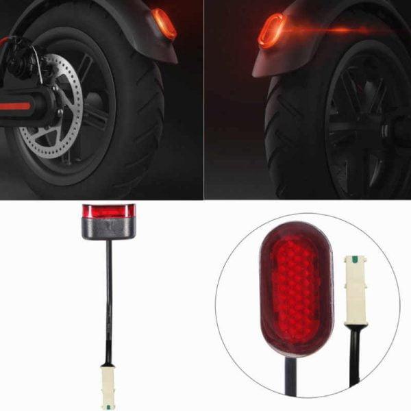 Scooter Pro Fren Stop Lambası Değişimi