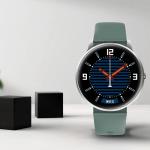 xiaomi imilab kw66 akıllı saat yeşil