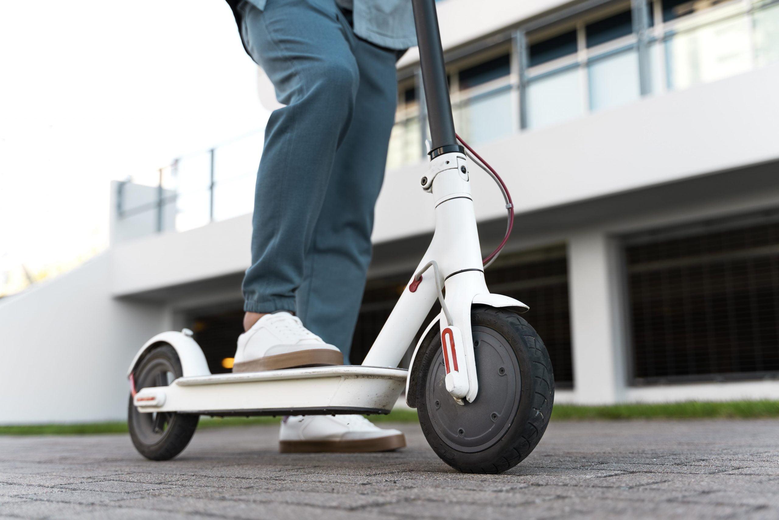 Elektrikli scooter fren tamiri