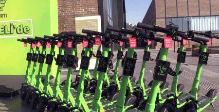 Elektrikli Martı Scooter Fiyatları