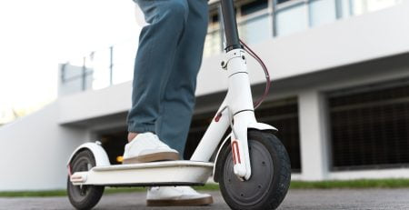 Scooter Arka Tekerlek Ses Yapıyor